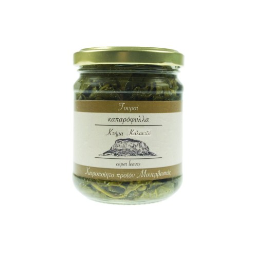 Pickled caper leaves (180g)